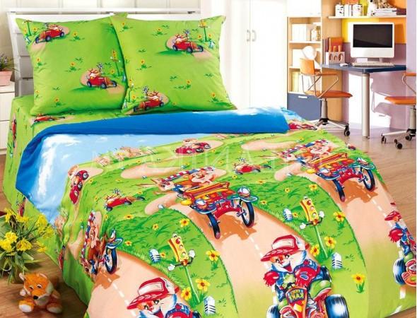 Детское постельное белье Марафон Подростковый