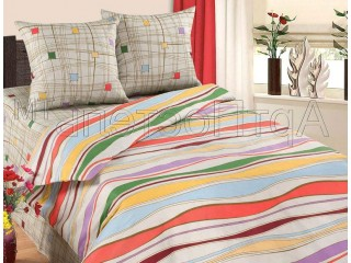 Комплект постельного белья Волна