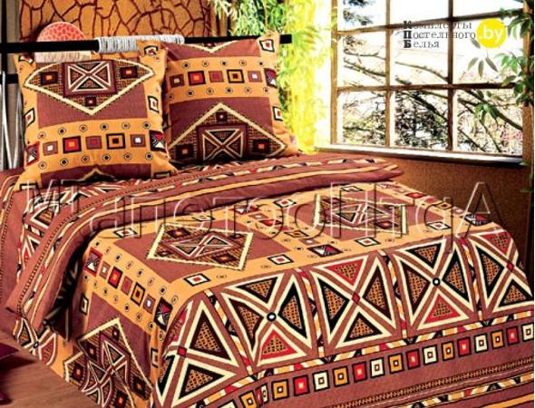 Постельное белье из бязи Африка