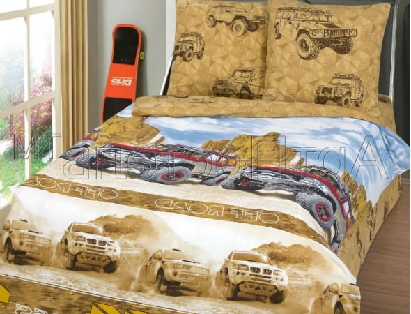 Детское постельное белье Каньон