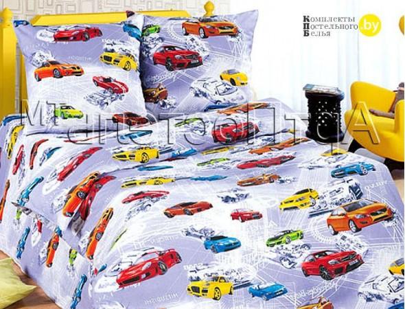 Детское постельное белье Автомир Подростковый
