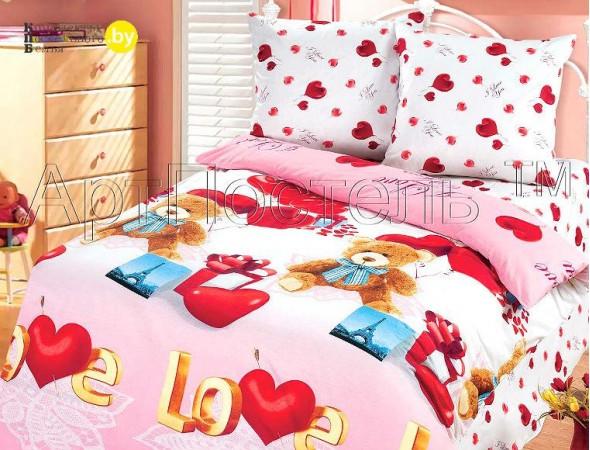 Детское постельное белье Сюрприз Подростковый