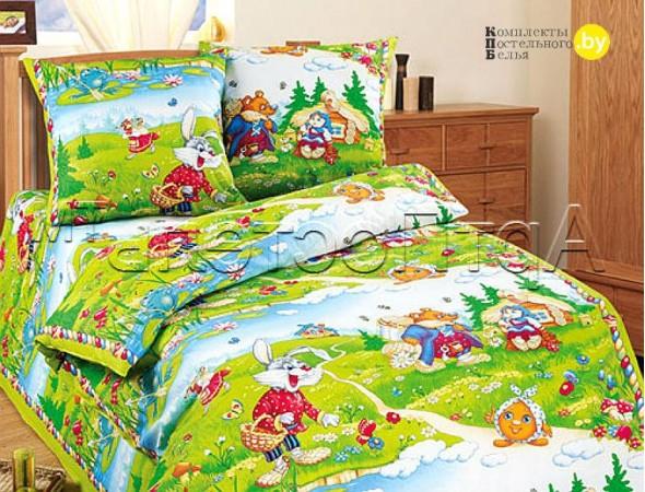 Детское постельное белье В гостях у сказки