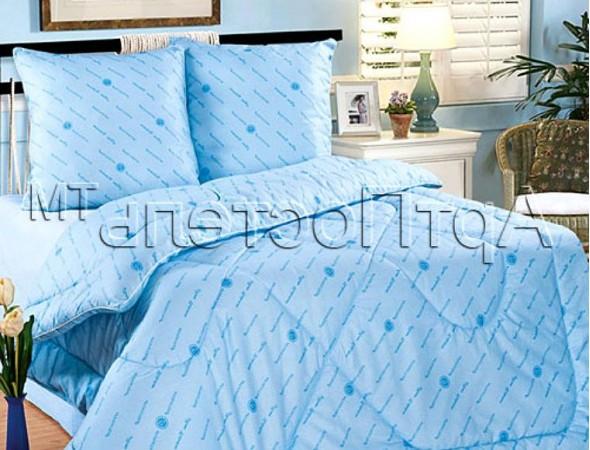 Одеяло Бязь-Холофайбер 172Х205 Двуспальное (172*205)