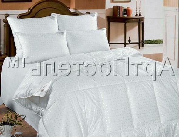 Одеяло Тик-Лебяжий пух 110Х140 В Кроватку (110*140)