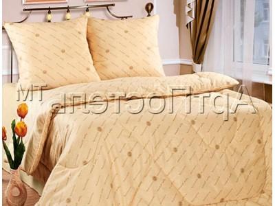 Одеяло Бязь-Овечья шерсть Полуторное