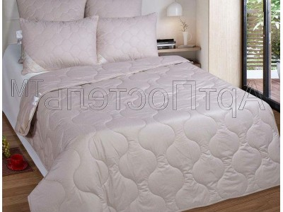 Одеяло Тик-Верблюжья шерсть В Кроватку