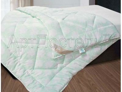Одеяло Велюр-Бамбук В Кроватку
