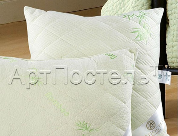 Подушка Трикотаж-Бамбук 68Х68 68*68