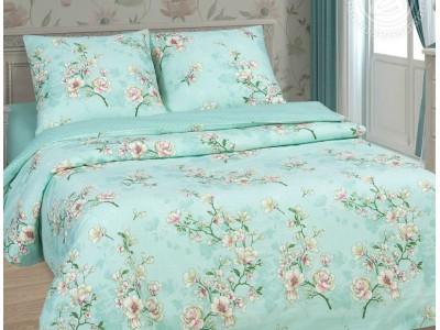 Полуторное постельное белье Миндаль