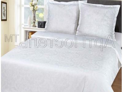 Полуторное постельное белье Византия бел.