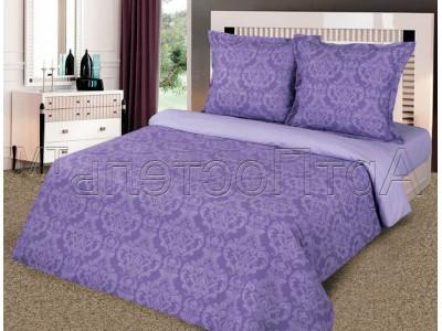 Полуторное постельное белье Византия фиол.