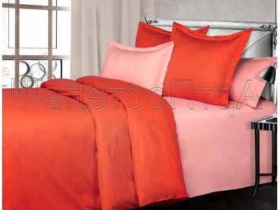 Полуторное постельное белье Малибу