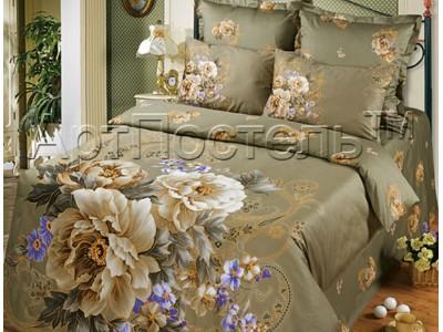 Полуторное постельное белье Ваниль